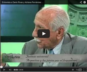 Entrevista a Darío Rivas y Adriana Fernández