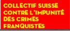 Concentración en Ginebra contra la impunidad de los crímenes franquistas