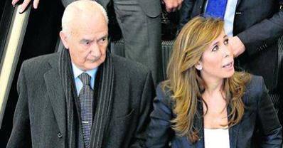 Carlos Rey González y Alicia Sánchez Camacho