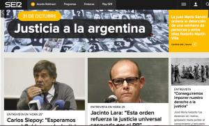 Cadena SER 31 10 2014