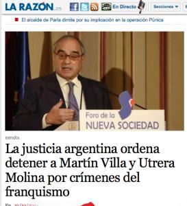 La Razon 31 10 2014