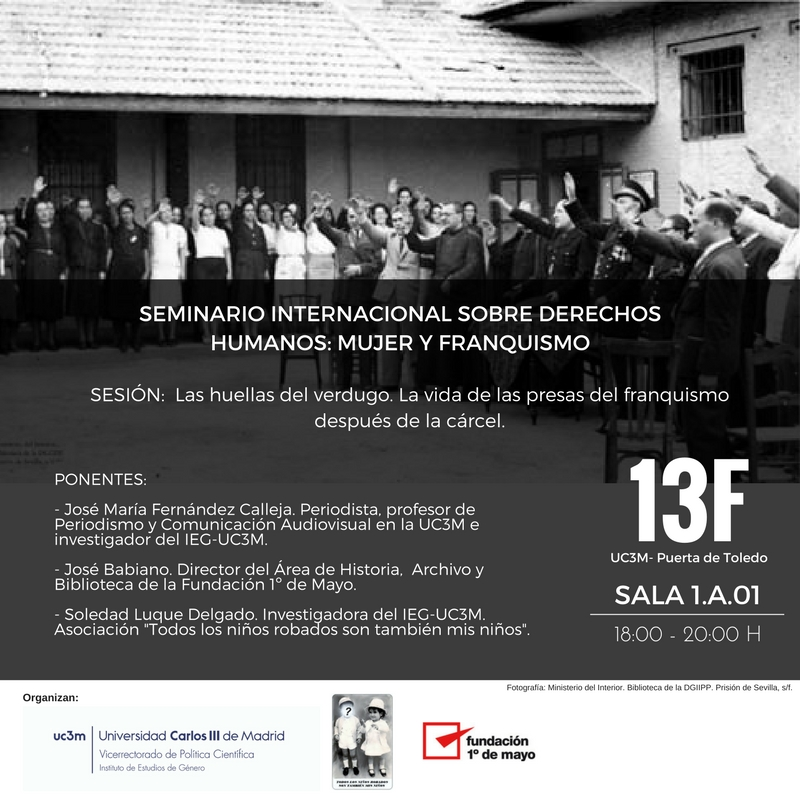 Cartel_Sesión III_SeminarioDDHHMujeryFranquismo