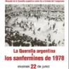 Conferencia de Carlos Slepoy en Pamplona