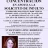 Entrega de más de 90.000 firmas para el indulto solicitado por la Coordinadora X24 para María Ascensión López Rodríguez