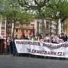 Tres ayuntamientos vascos se querellan por crímenes del franquismo y de la transición