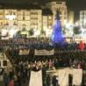 La demanda de justicia por las muertes del 3 de marzo, presente en Gasteiz y Bruselas