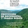 """Proyección del documental """"Donde el pasto crecía más alto"""" en Argentina"""