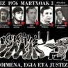 Martxoak 3 Elkartea comparece este miércoles en el Parlamento europeo para defender su denuncia