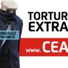 Concentración permanente  por la vista del proceso de extradición de Juan Antonio González Pacheco, alias Billy el Niño, y Jesús Muñecas Aguilar.
