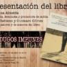 """Nueva presentación del libro """"Verdugos impunes"""" en Madrid"""