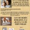 ¡¡¡¡¡Ley de bebés robados Ya!!!!!