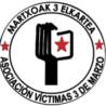 La Asociación 3 de Marzo -Martxoak 3 Elkartea  denunciará el 15 de julio en Bruselas la masacre cometida en Gasteiz en 1976