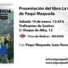 Presentaciones de libros en Madrid